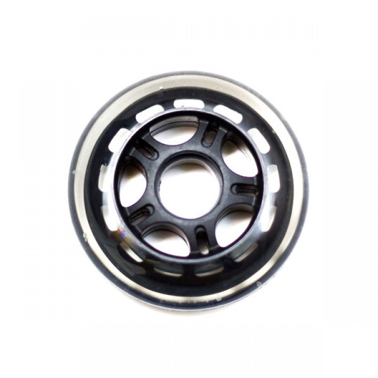 BLANK - Clear Recreational Inline Skate Wheels