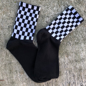 CHECKERBOARD - Socks