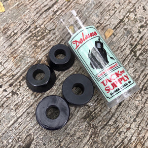 DELUXE - Super Cush 99a (Black) Skateboard Bushings