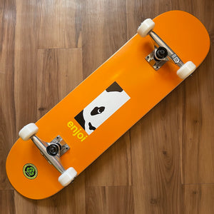 "ENJOI - Box Panda (Orange, 8.125"") Complete Skateboard"