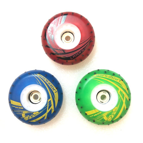 FLYING EAGLE - Slide Lazer Spark 80mm/90a Inline Skate Wheels - Wheel Love Skateshop