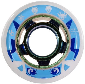 UNDERCOVER - Apex Aluminum 60mm Core Mery Munoz TV Line Aggressive Inline Skate Wheels