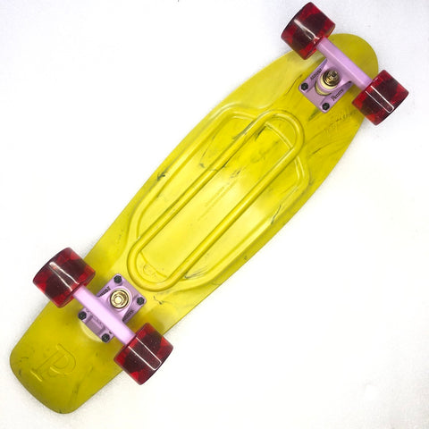 "PENNY - 27"" Hot Summer Custom Complete Vinyl Cruiser Skateboard"