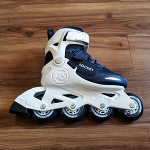 POWERSLIDE - Rocket (Blue) Adjustable Kids Inline Skates