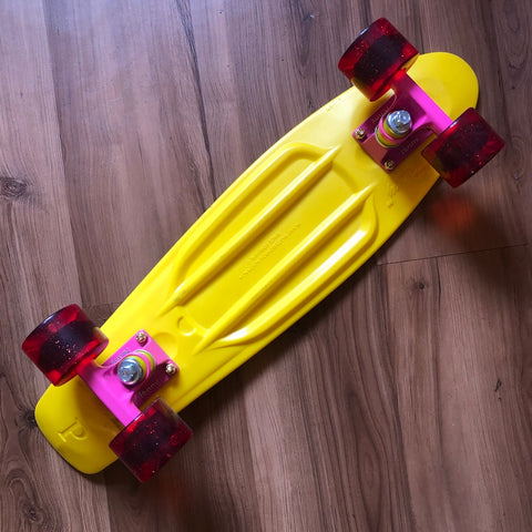 "PENNY - 22"" Summer Bliss Complete Vinyl Cruiser Skateboard"