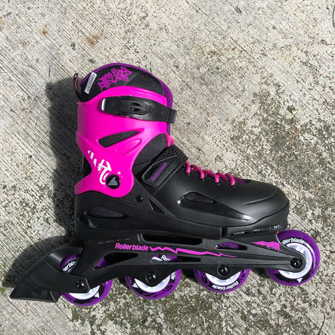 ROLLERBLADE - Fury G Adjustable Kids Inline Skates