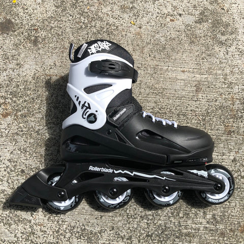 ROLLERBLADE - Fury Adjustable Kids Inline Skates