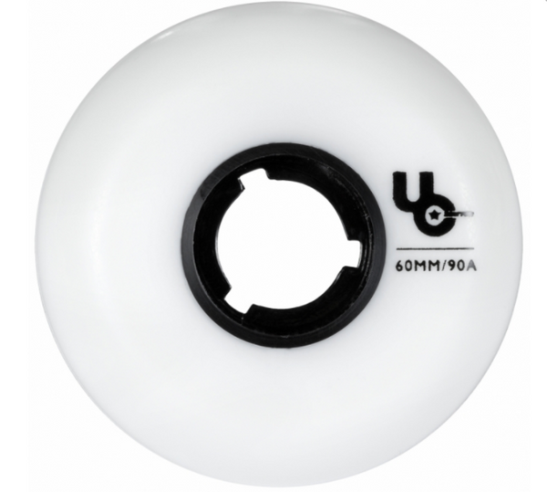 UNDERCOVER - 60mm/90a Bullet Aggressive Inline Skate Wheels
