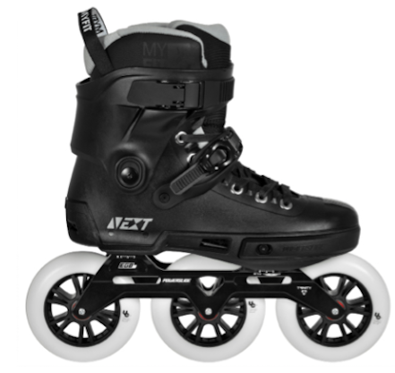 POWERSLIDE - Next Pro 110mm (Black) Fitness Inline Skates