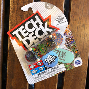 TECHDECK - Thank You Mystic Plastic Fingerboard
