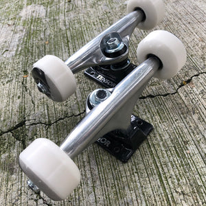 "TENSOR - Raw (5.25"") Skateboard Truckset"