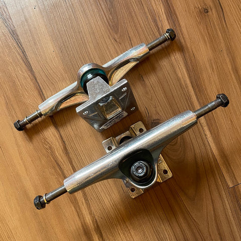THUNDER - Polished 147 Skateboard Trucks