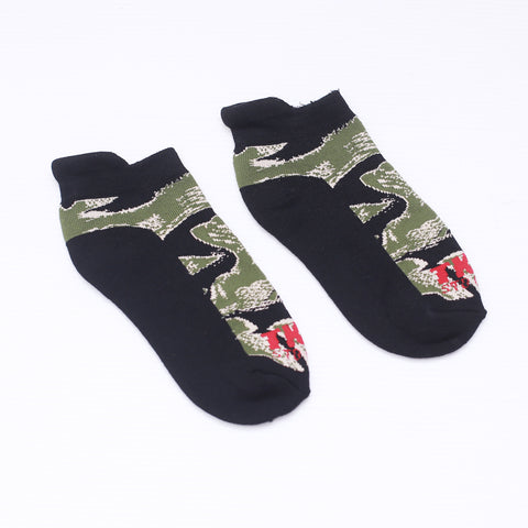 TKSB - Camo Ankle Socks - Wheel Love Skateshop