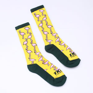 TKSB - Flamingo Socks