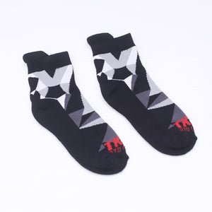 TKSB - Reflection Ankle Socks - Wheel Love Skateshop