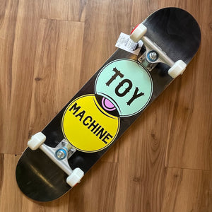 "TOY MACHINE - Vendiagram (7.75"") Complete Skateboard"