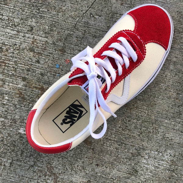 VANS - Sport (Racing Red / Classic White) Shoes