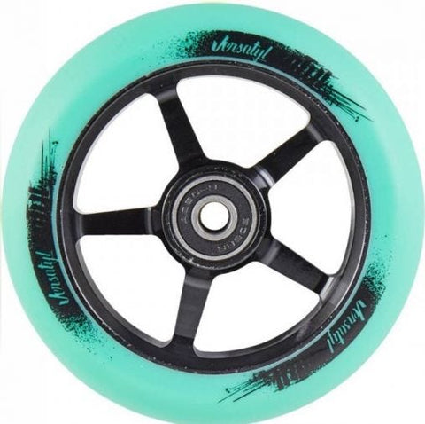 VERSATYL - Blue 110mm Stunt Scooter Wheels