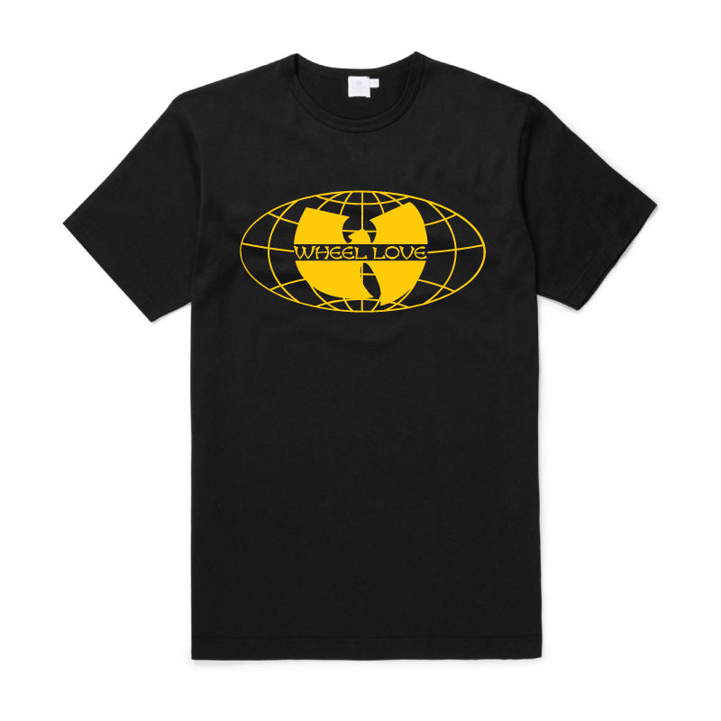 WHEEL LOVE - Wu T-shirt