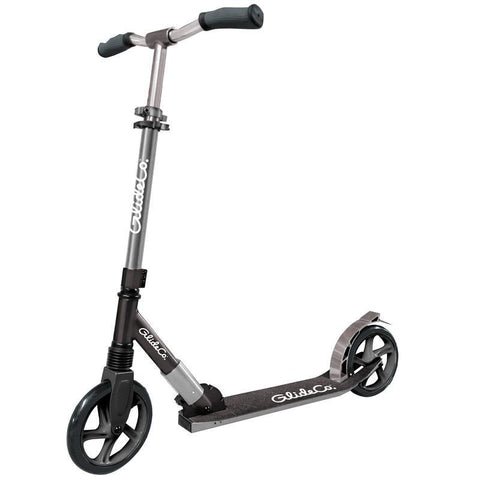 GLIDECO - Cruiser200 (Black) Commuter Scooter