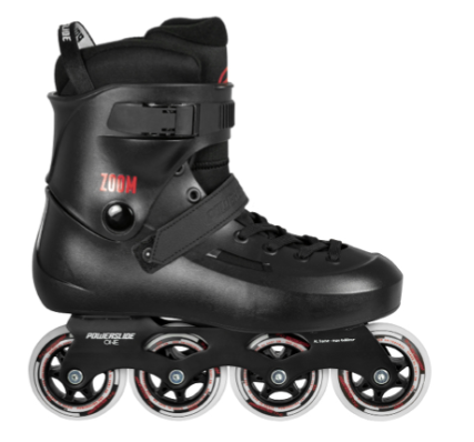 POWERSLIDE - Zoom Black 80 Inline Skates