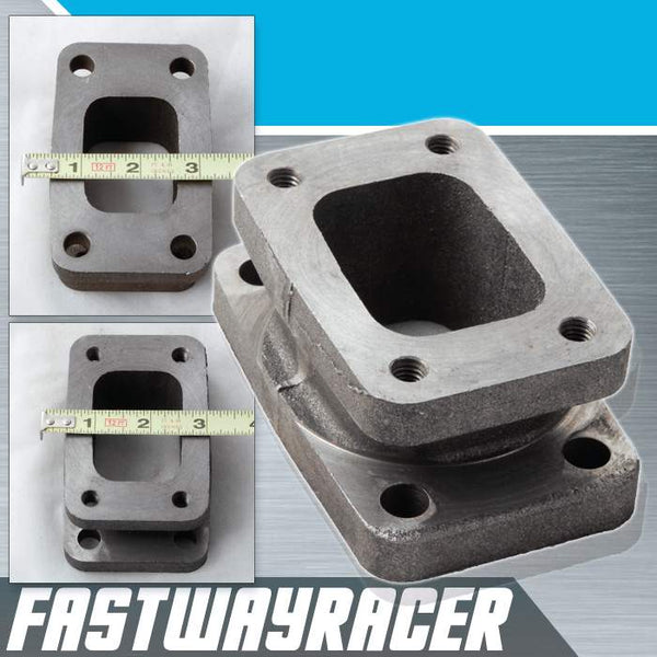 T3 to T25/T28 Turbo Flange Adapter Conversion