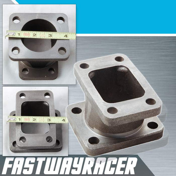 T3 to TD05 14B/16G/20G Turbo Flange Adapter Conversion