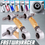 88-00 Honda Civic Version 2 Gold Adjustable Rear Camber Kit