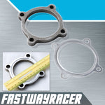 2.5&#39&#39 4 Bolt Turbo Exhaust Flange with Gasket