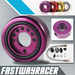 92-00 Honda Civic LS B20 Purple VTEC Conversion Kit