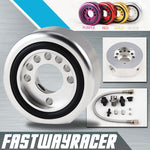 92-00 Honda Civic LS B20 Silver VTEC Conversion Kit