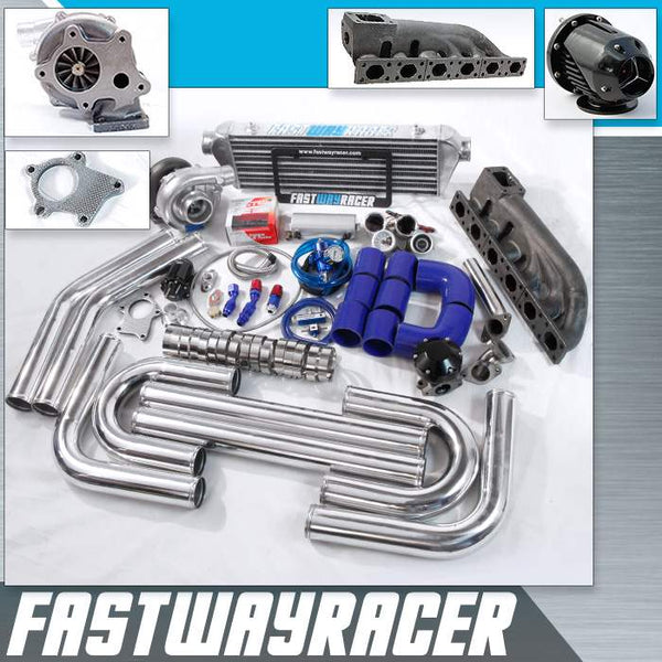 01-07 BMW 325TI E46 V6 T3/T4 Turbo Kit