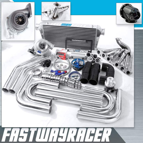 01-05 Lexus IS300 2JZ-GE GT35 T4 Turbo Kit