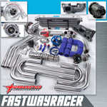 90–97 Nissan Hardbody Truck KA24E SOHC 2.4L T3/T4 Turbo Kit with Turbonetics Turbo Charger