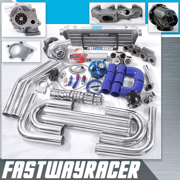 85-98 Volkswagen Golf 1.8L/2.0L 16V T3/T4 Turbo Kit