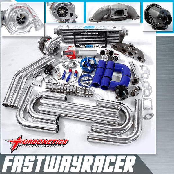 00-09 Honda S2000 T3/T4 Turbo Kit with Turbonetics Turbo Charger