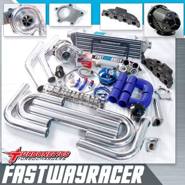 00-06 Audi TT 1.8T T3/T4 Turbo Kit with Turbonetics Turbo Charger