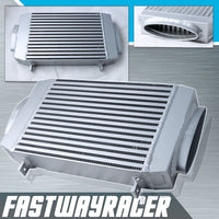 02-06 Mini Cooper S Bolt On Aluminum Top Mount Intercooler