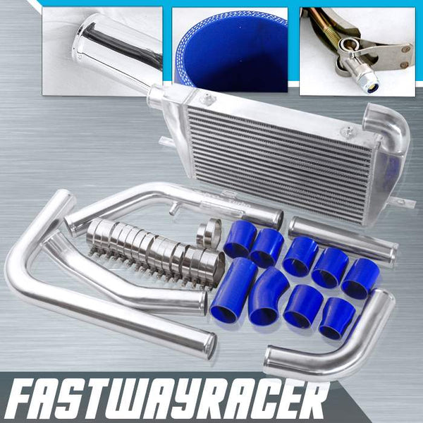 86-92 Toyota Supra 7M-GTE Bolt On Front Mount Intercooler Kit