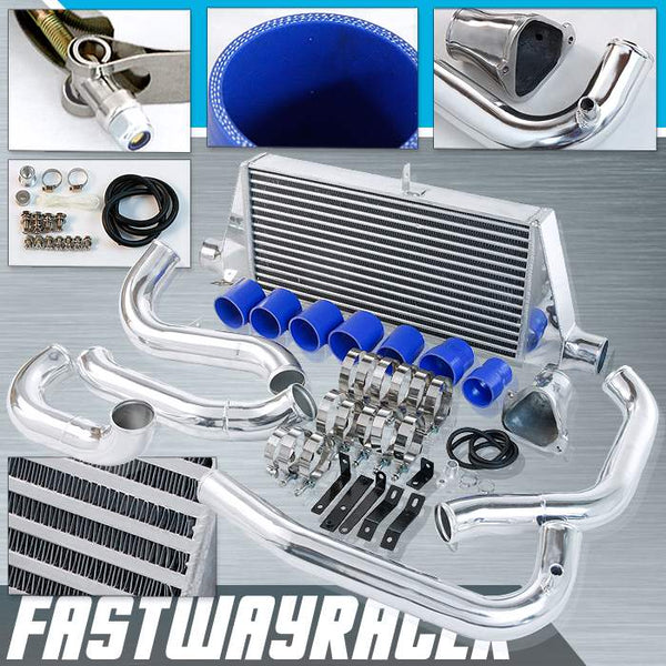 86-91 Mazda RX-7 FC3S Bolt On Front Mount Intercooler Kit