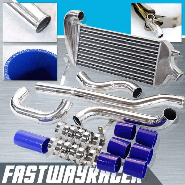 95-99 Mitsubishi Eclipse GST/GSX DSM 2G 4G63 Bolt On Front Mount Intercooler Kit