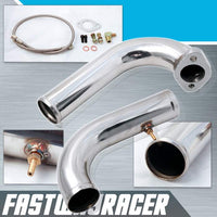 90-99 Mitsubishi Eclipse GST/GSX 4G63 TD05 16G/20G Turbo J Pipe Kit