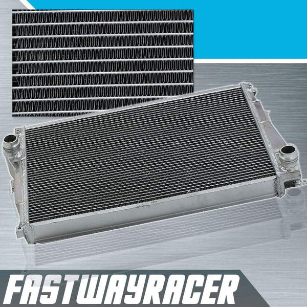01-06 BMW 330XI E46 Manual 2 Rows Aluminum Radiator