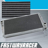 01-06 BMW 325XI E46 Manual 2 Rows Aluminum Radiator