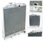 92-00 Honda Civic Manual 2 Rows Aluminum Radiator