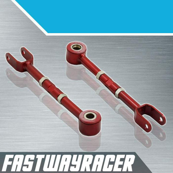 03-08 Nissan 350Z Red Adjustable Rear Toe Arm