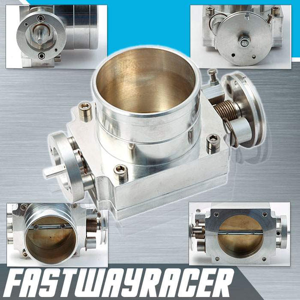 Universal 80MM Aluminum Throttle Body