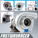 Universal T3/T4 T04E .57AR Turbo Charger