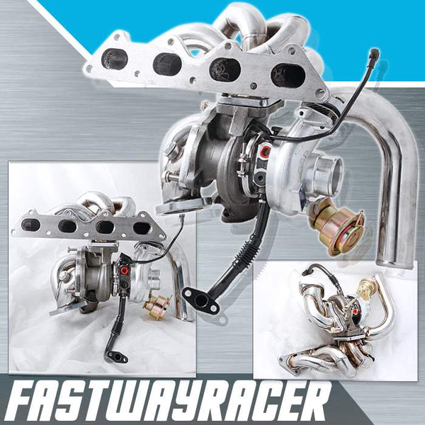 90-98 Eagle Talon DSM 1G/2G 4G63 2.0L TD05 16G Bolt On Turbo Charger Kit