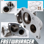90-98 Eagle Talon TSI DSM 1G/2G 4G63 TD05 Stainless Steel Turbo Elbow